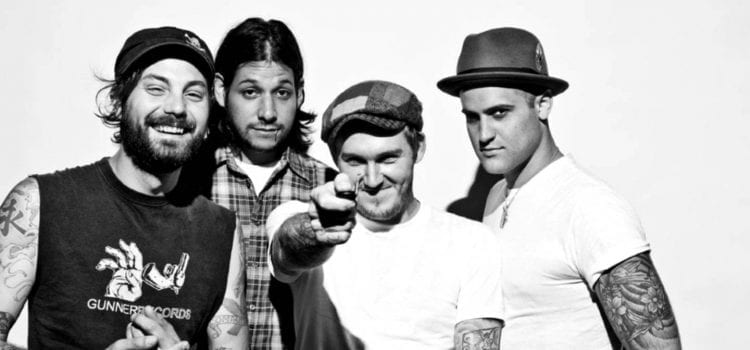 The Gaslight Anthem Returns With Tour Dates, New Record