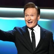 Conan O'Brien Plots First Comedy Tour In Eight Years