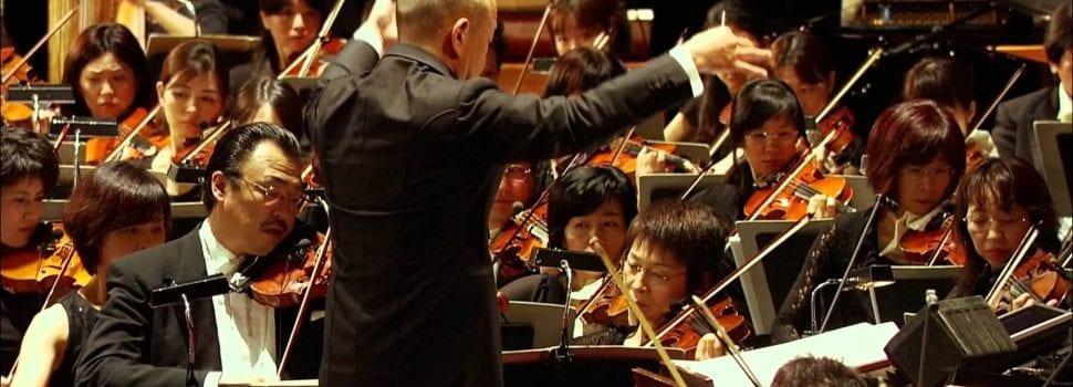 Joe Hisishi Symphonic Concert Tops Mid-Week Best-Sellers