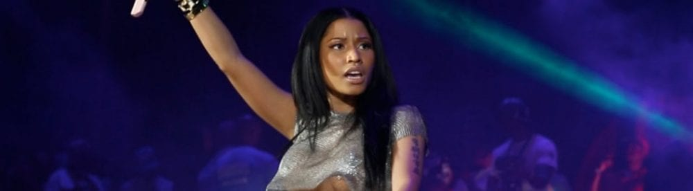 Nicki Minaj Pulls Out Of Saudi Arabia Gig To Show Support For Women