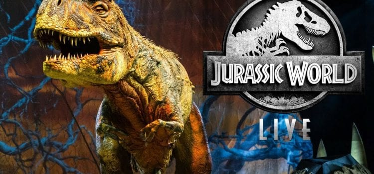 Jurassic World Live Tour Headlines Tuesday Tickets On Sale