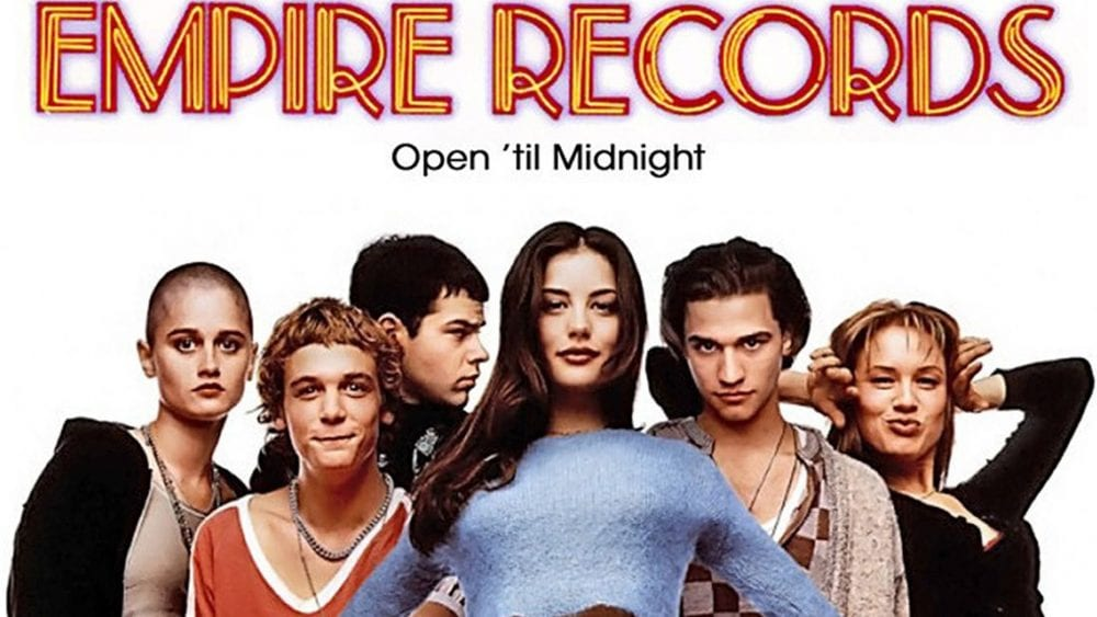 Feel the Nostaligia as 'Empire Records' Hits Broadway in 2020