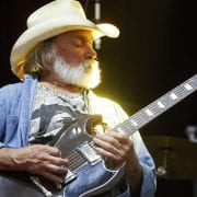 Dickey Betts Cancels November Concerts After Brain Surgery