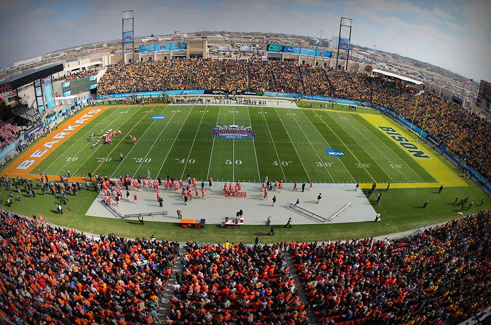 Sparks Toyota Service >> NCAA Division 1 Football Championship Tickets On Sale Today