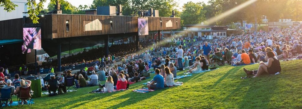 Merriweather Post Pavilion Suffers Roof Collapse