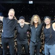 Metallica Breaks Multiple Attendance Records Across Country