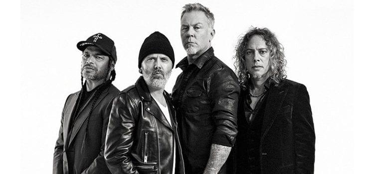 Metallica Once Again Dominant in Best-Seller Look