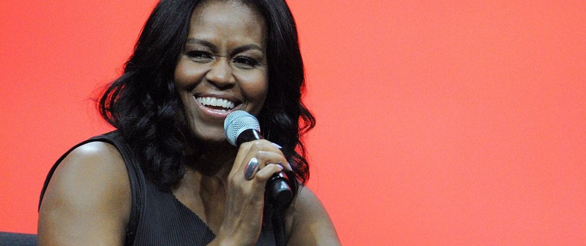 Michelle Obama To Tour This Fall In Support Of Memoir