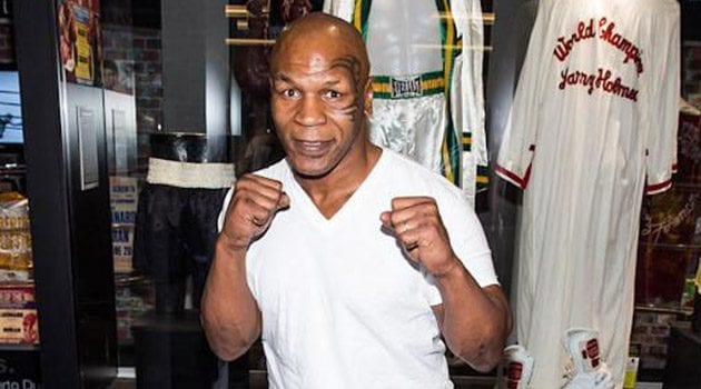 Ticket Summit Announces Mike Tyson Appearance on July 9