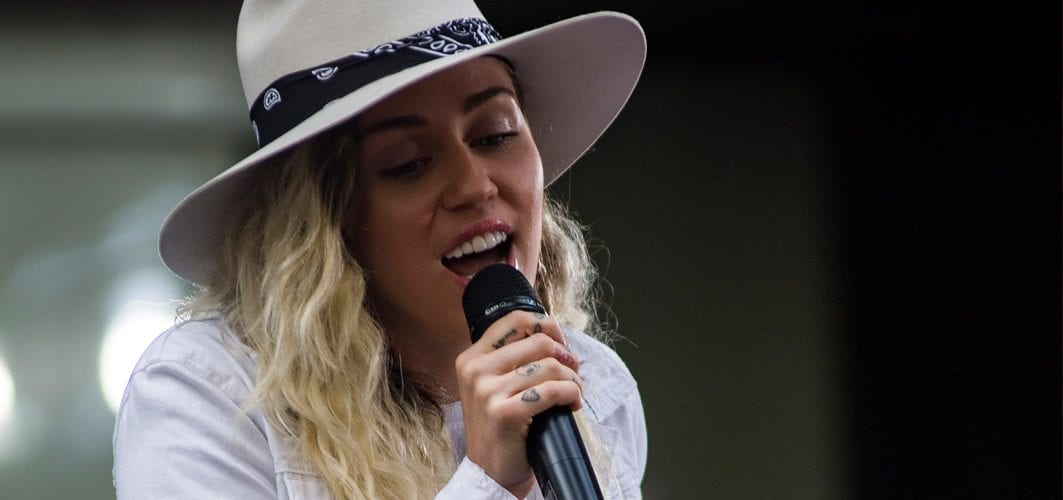 Miley Cyrus Is The Latest Act To Pull Out of Woodstock 50