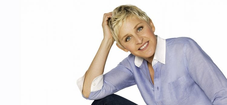 Ellen DeGeneres Announces Dates For First Comedy Tour In 15 Years