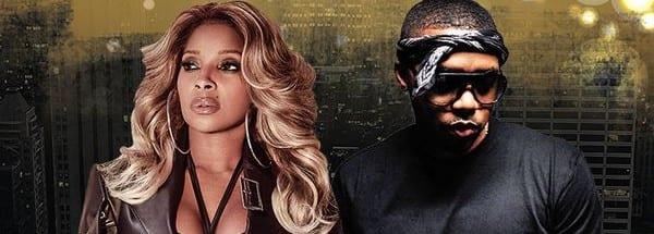 Mary J. Blige, Nas Team Up For Co-Headlining Trek