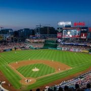 Washington Nationals' Win Tops Mid-Week Best-Sellers