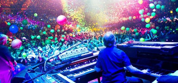 Phish Extends North American Tour Through Fall Months