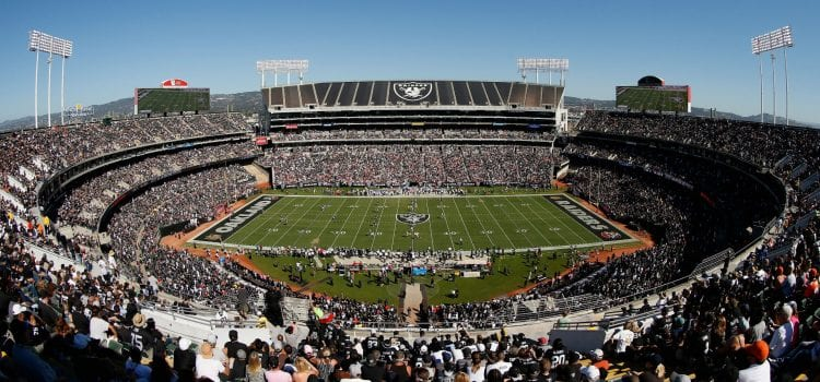 Raiders Could Potentially Stay In Oakland For Two More Years