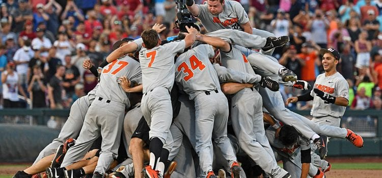 Oregon State Wins NCAA Title, Top Spot On Yesterday's Best-Sellers