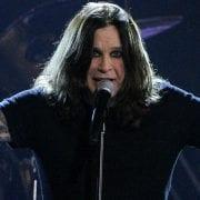 Ozzy Osbourne Postpones European Shows Due To Flu