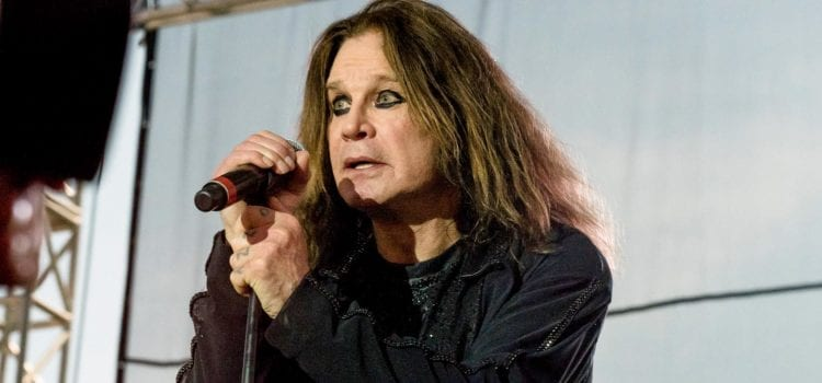 Ozzy Osbourne Postpones Three Shows Following Hand Surgery