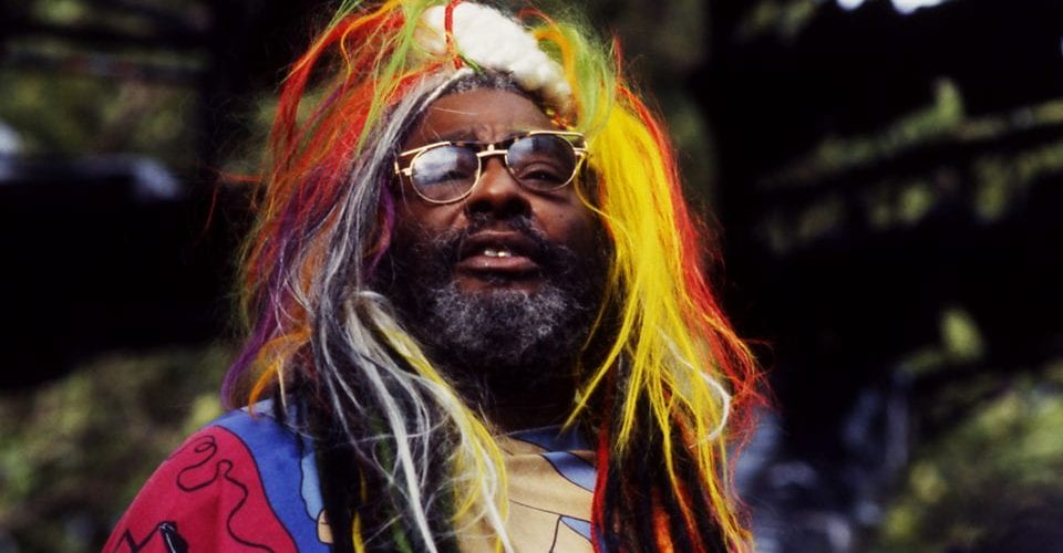 George Clinton To Play Final Tour With Parliament-Funkadelic