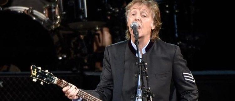 Paul McCartney's Freshen Up Tour Tops Mid-Week Best-Sellers