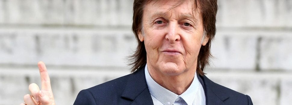 Paul McCartney Dominates Tuesday Best-Sellers With 'Freshen Up' Tour
