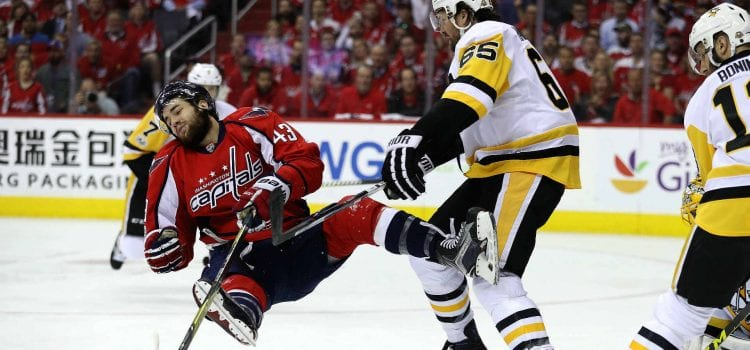 NHL Playoffs Headline Weekend Tickets On Sale