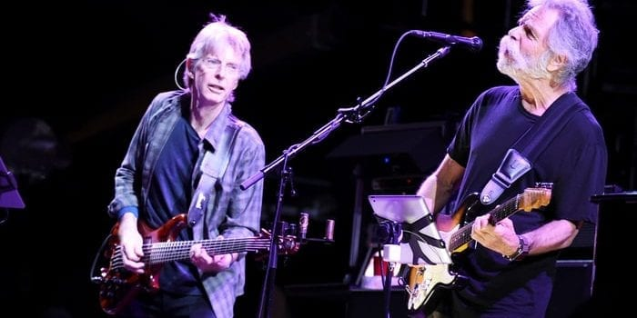 Grateful Dead's Bob Weir and Phil Lesh Plot First Duo Tour