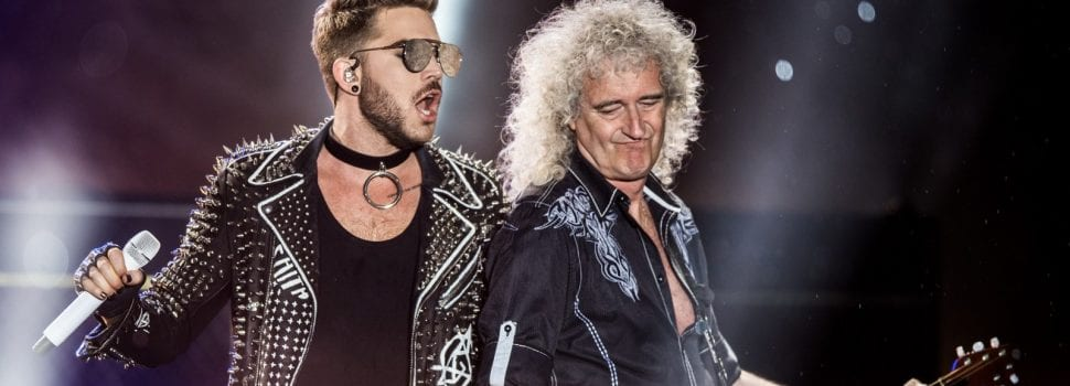 Queen, Adam Lambert To Embark on 2019 'Rhapsody' Tour