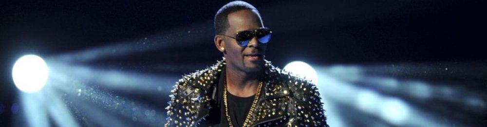 R. Kelly Continues To Tour Overseas Despite U.S. Backlash