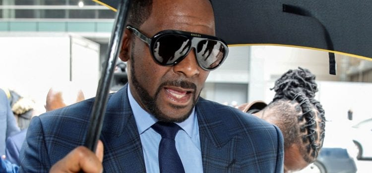 R. Kelly Returns To Jail After Failing To Pay Child Support