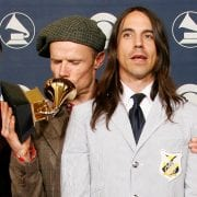 Red Hot Chili Peppers Join Second Band Together Bay Area Concert