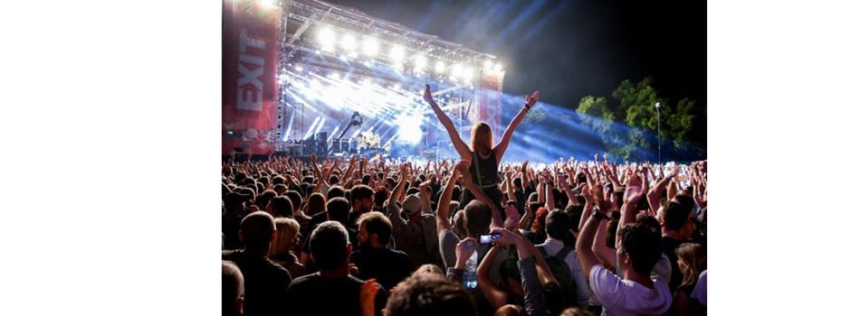 Rock Concerts Rule Friday's Tickets On Sale