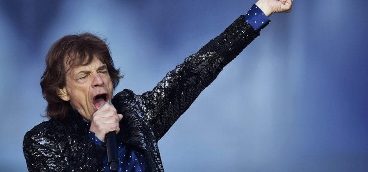 The Rolling Stones Reschedule Dates For 'No Filter Tour'