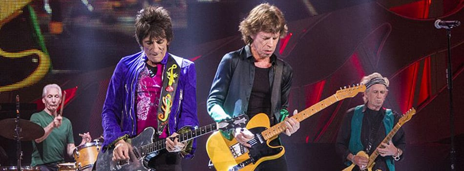 Ticketmaster Slammed for Ads Directing Stones' Fans to Resale