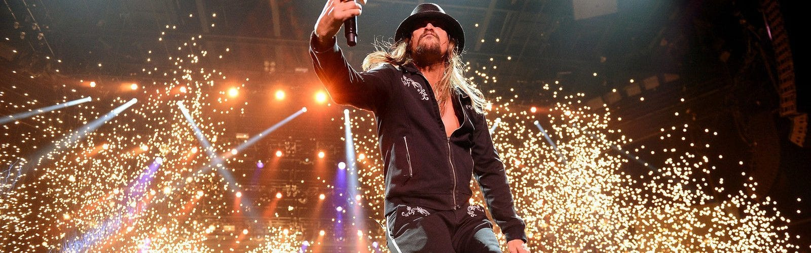 Kid Rock Reveals Dates For Annual 'Fish Fry' Festival in Nashville