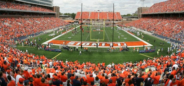 University of Illinois Hopes to Boost Sales By Selling Beer at Games