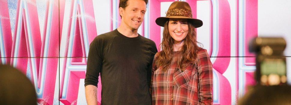 Sara Bareilles, Jason Mraz Will Star Together in Waitress