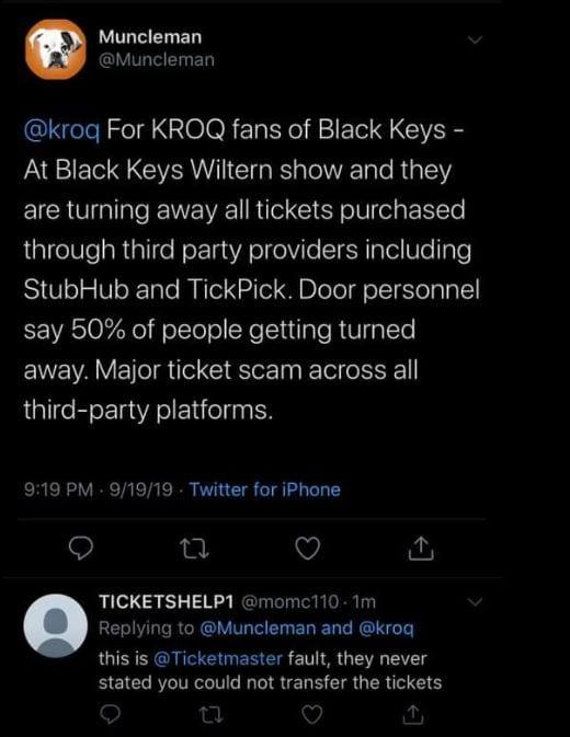 Black Keys safetix