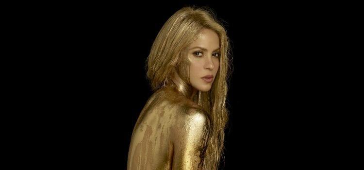 Shakira's 'El Dorado World Tour' Scores Top Spot On Thursday Best-Sellers