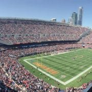 Chicago Bears Raise Season Ticket Prices, Go Mobile