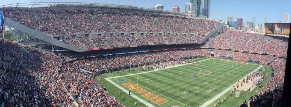 Chicago Bears Raise Season Ticket Prices, Go Mobile