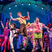 'Spongebob Squarepants' Makes Its Mark On Broadway With 12 Tony Nominations