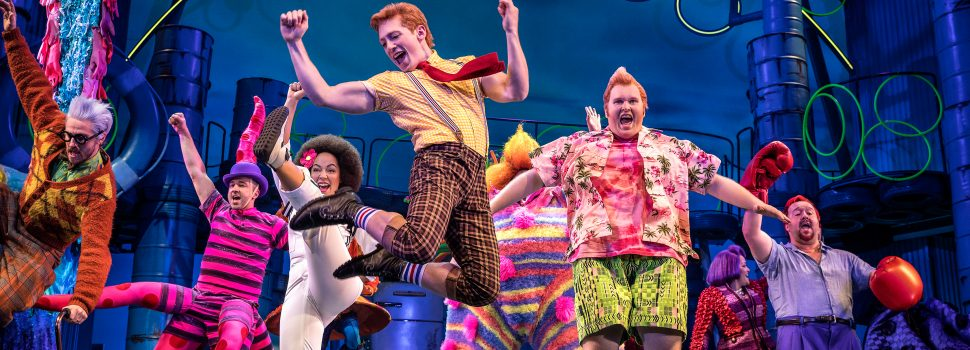 SpongeBob SquarePants Opens on Broadway