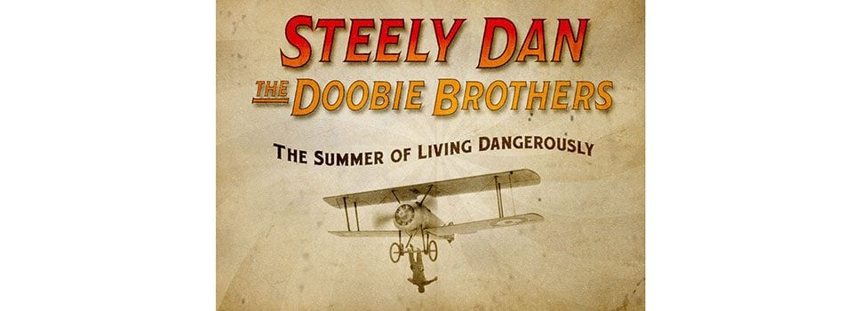 Steely Dan and Doobie Brothers Headline Friday Tickets On Sale
