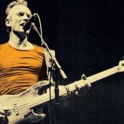 Grammy Winner Sting Takes Over Saturday's Top Events