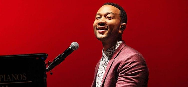 John Legend Announces Christmas Album, Supporting Tour