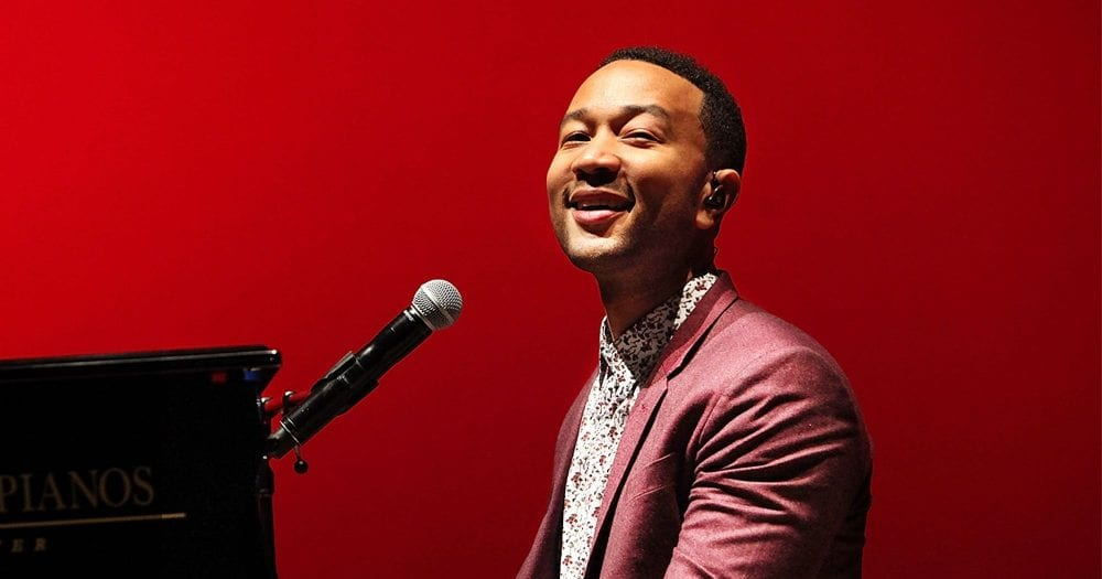 John Legend Announces Christmas Album, Supporting Tour