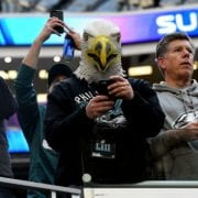 Philadelphia Fans Swarm Super Bowl LII, According to Sales Data