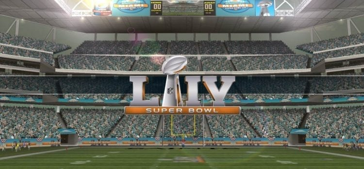 Super Bowl LIV Takes No. 1 Spot On Monday Best-Sellers