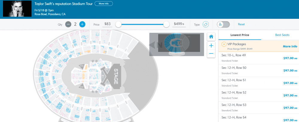 how to become ticketmaster verified fan